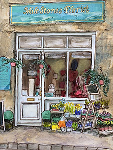 Oundle Flower Shop Rutland Magazine