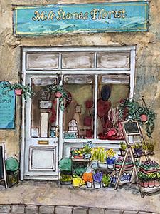 Oundle Flower Shop Rutland Magazine
